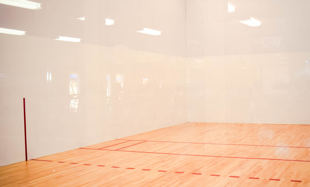 East Perimeter Pointe Indoor Racquetball Court