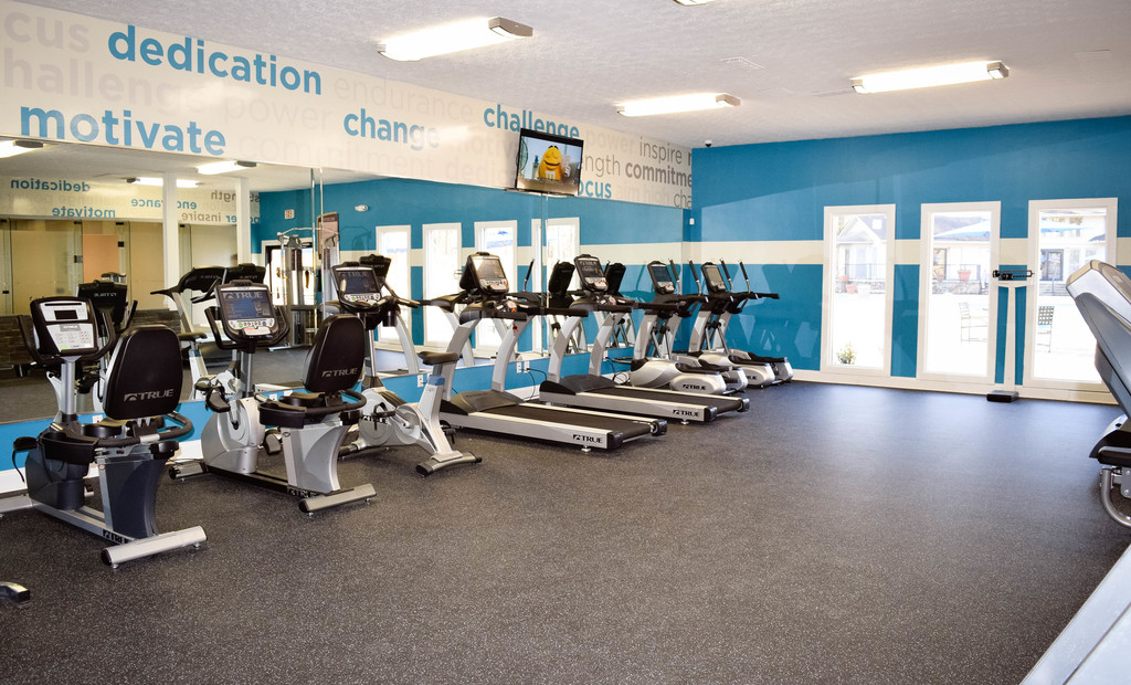 East Perimeter Pointe Apartment Homes Fitness Center
